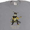 blues guitar tee