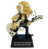 Hip Joints.. Guitar Rocker Figurine