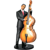bass player figurines